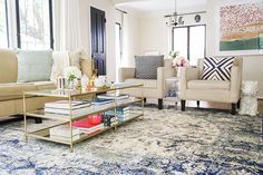 LaurenConrad.com's Home Makeover
