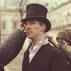 #tophatbatch Parade's End - Behind the Scenes