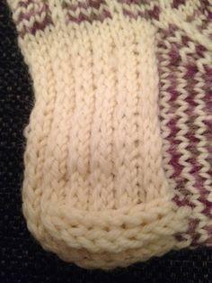 Langanluomaa: Kerrosrivinousulla ruutusukkaa Knitted Hats, Beanie, Knitting, Fashion, Moda, Tricot, Fashion Styles, Breien, Stricken