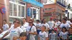 FOTOS DE COÍN.: XLV Vuelta pedestre a Coín 2014. Vídeo de la carre...