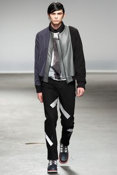 Christopher Shannon Fall/Winter 2013-14 Show | Homotography