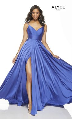 Prom Dresses in North Georgia The Secret Dress by Alyce 1515 Cinderella's Gowns Lilburn GA - Metro Atlanta Prom Dress Stores, Prom Party Dresses, Occasion Dresses, A Line Long Dress, Cinderella Gowns, Modest Dresses, Formal Dresses, Designer Prom Dresses, Perfect Prom Dress