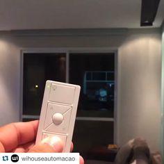 #Lutron #designmeetstech #windows #design #shades #interiordesign #Repost