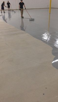 One of a kind concrete resurfacing systems & decorative epoxy coatings -  Denver - Aurora CO.