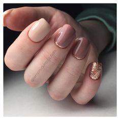 Unghie oro rosa: le manicure rose gold più belle a cui ispirarsi - Grazia.it