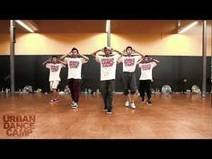 Poreotics :: Super Saiyan (Dragonball Z) :: Dubstep Choreography :: Urban Dance Camp - YouTube