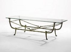 Diego Giacometti table