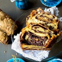 LOVE! #hgeatschat Sweet Tooth! Sending the Kids Back to School with #SpicyChat Treat – Chocolate Babka: Is it Dessert or Bread?