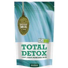TOTAL DETOX SUPERFOOD von purasana - neu im Sortiment #fitness #active12 #Detox #Totaldetox #fitness #Superfood #purasana