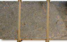 Sea Foam Granite Slab