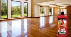 Scott's Liquid Gold Floor Restore works wonders to restore and protect hardwood floors! Window Screens, Blinds For Windows, Remove Wax, Hardwood Floors, Flooring, Cleaning Wood, Water Spots, Painted Trays, Garden In The Woods
