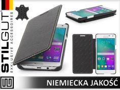 Etui Cover Case Samsung Galaxy A5 - 100% SKÓRA