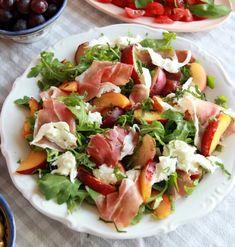 I Love Food, Good Food, Yummy Food, Healthy Snacks, Healthy Eating, Healthy Recipes, Tapas, Salade Caprese, Plat Vegan