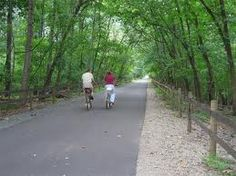 The Schuylkill River Bike Trail!!!!