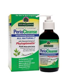 Nature's Answer PerioCleanse® Oral Cleansing Concentrate