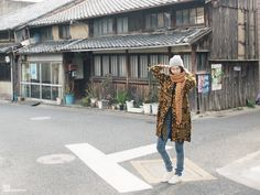 Japan Ootd, Image Notes, Fashion Forward, My Style, Pattern, Sweaters, Blog, Travel, In Trend
