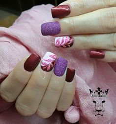 Bordeaux nails  #nails💅 #nailart #acrylic #bordeaux #nailartforever #nailfashion #ideasfornailart #naildecoration #naildesing #nailpaint #suggareffect #nailsoftheday #fotooftheday📷💕 #trustthexperts #beautymakesmehappy   www.kalliopeveniou.gr