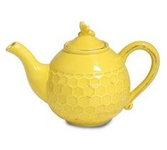 I have the Creamer and suger pot for this! Now I just need the Yellow Bee Honeycomb Shape Teapot Adorable Teapot For Teas by Burton & Burton, http://www.amazon.com/dp/B006XLEE9I/ref=cm_sw_r_pi_dp_46NFpb15KY47C