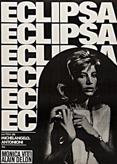L'Eclisse - Michelangelo Antonioni