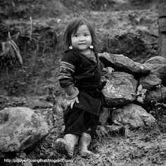 Looks chubby… even on mud. This attractive shot really attracts most of tourists coming Sapa. Its beauty appeals me and truly what I look for whenever visiting Sapa..