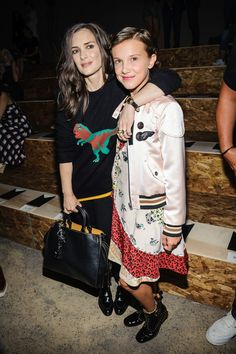 Winona and millie