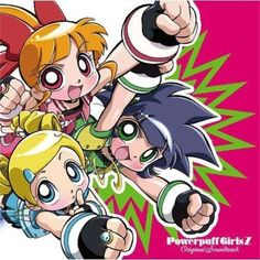 Momoko is the first member of the Powerpuff Girls Z squad. Description from twinspice.blogspot.com. I searched for this on bing.com/images