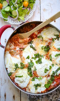 [ad] This one-pan Skillet Lasagna will quickly become a family favorite! It's a…