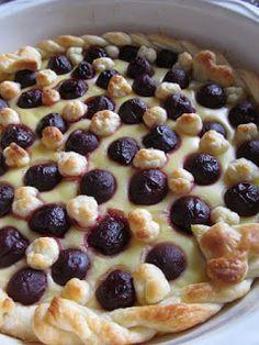 PASTU domov: Hruškový koláč s pudinkem Oatmeal, Breakfast, The Oatmeal, Morning Coffee, Rolled Oats, Overnight Oatmeal
