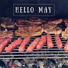 🍻#1MAI o zi relaxantă. Noi am dat startul la grătare.🥩  Tu cum sărbătorești?😃  🤝www.aliensurface.ro