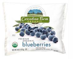 Cascadian Farms Organic Blueberries
