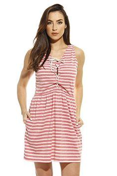 b20c1ccfde13 Just Love Cinch Waist Lace Up Casual Short Dress   Summer Dresses at Amazon  Women s Clothing store