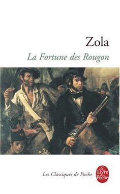 La Fortune des Rougon de E. Zola,