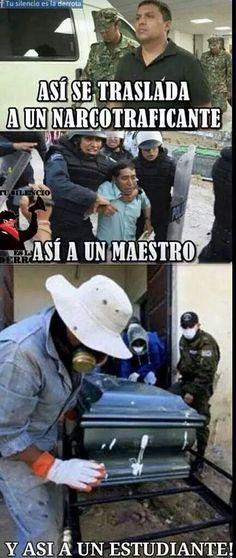 #México #RenunciaEPN #TodosSomosAyotzinapa