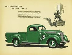 All sizes | 1937 Studebaker Coupe-Express | Flickr - Photo Sharing!