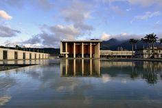 Water-Moon Monastery / Artech Architects