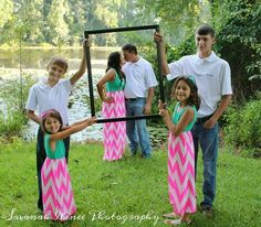 Be Inspired Boutique community photo share. How adorable and creative!