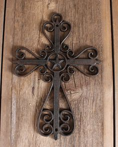 Western Moments® Wall Cross :: Wall Décor :: Home Decor :: Fort Western Online