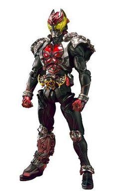 Amazon.com: SIC S.I.C Vol.50 Masked Kamen Rider Kiva action figure: Toys & Games