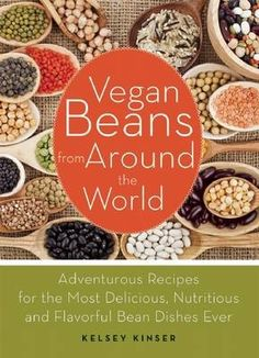 Favorite things for January -- the book Vegan Beans from Around the World