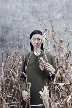 LIFE Magazine | Anhui Village by Matthieu Belin, via Behance