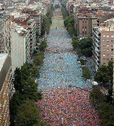 Barcelona hoy. Hala, Mariano: detenlos a todos