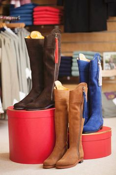 Fairfax and Favor Ladies Boots