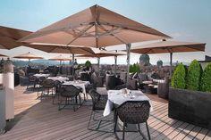 Die 10 schönsten Rooftop-Bars der Schweiz - Schweizer Illustrierte