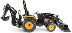 Yanmar Tractors: Compact Tractors