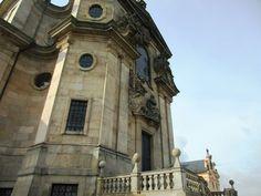 Kostel Nejsvětější Trojice - Kuks - Královéhradecký kraj