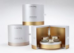 Lancome, Luxury gift box packaging