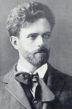A fiatal Kodály Zoltán