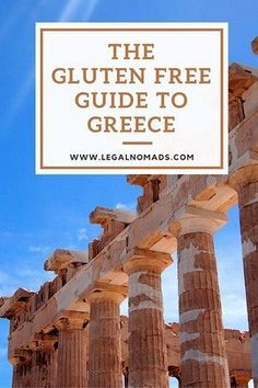 This comprehensive gluten free Greece guide lists safe and unsafe foods, and provides a tailored translation card in Greek to help celiacs eat safely. http://www.legalnomads.com/gluten-free/greece