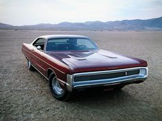 Plymouth Sport Fury GT Hardtop Coupe (PP23) '1970