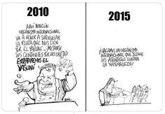 Correa y el Yasuní 2010-2015 - Bonil